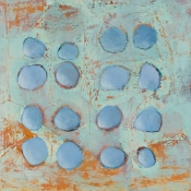 Louise Weinberg Recent Works on Paper oil on paper