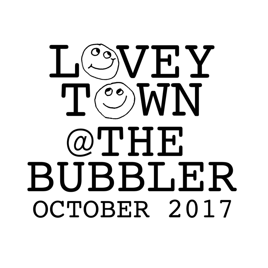 Exhibition Series 11: The Bubbler, Fall 2017  Exhibition Series 11: The Bubbler, Fall 2017