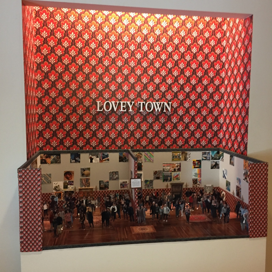 Lovey Town: Tile Club Edition, Spring 2018  Lovey Town: Tile Club Edition, Spring 2018