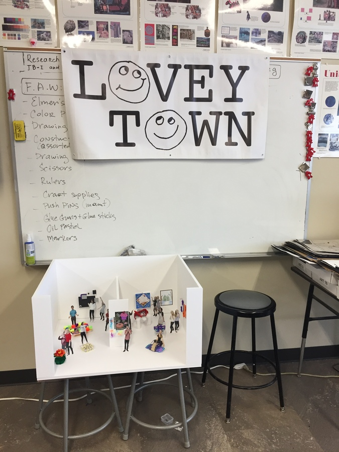 Madison Country Day School, January 2018  Madison Country Day School, January 2018
