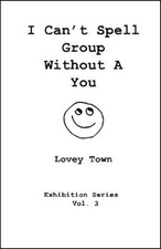 Lovey Town Catalogs Softcover, 132 pages, color.