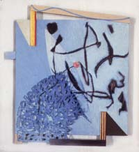 LUCY MAKI More Work 1985-2000 oil and mixed media on canvas