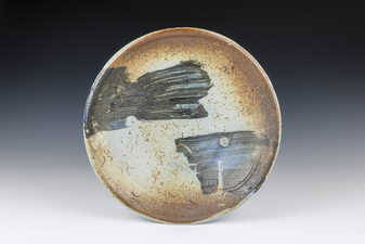 Lucy W. Scanlon 2015-2018 Marine Motif Tableware Brown Stoneware clay, slip, and glaze