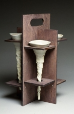 Lucy W. Scanlon Older Tableware Porcelain/Birch Plywood