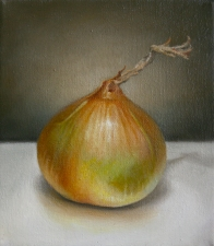 L  U  I  S   C  O  L  A  N Still Life oil on cotton