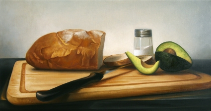 L  U  I  S   C  O  L  A  N Still Life oil on linen