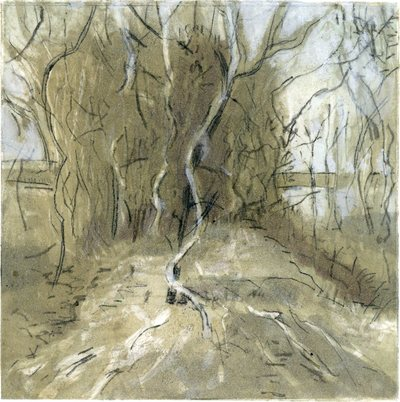 River Walk: Monoprints Drypoint and monotype