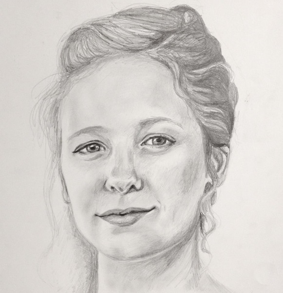 Drawing Self Portait