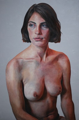 Maggie Shafran Painting Oil on linen
