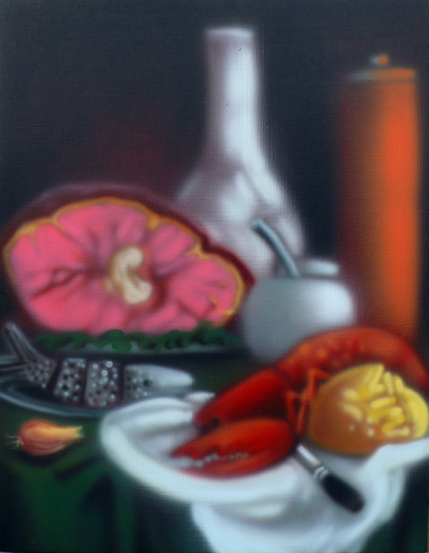 2011-2009 Nature Morte (Ham 2)