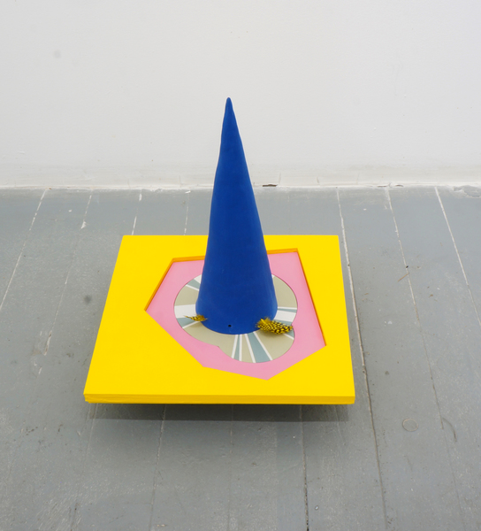 3D Objects Rocket Cone