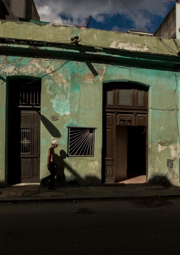F. Emmanuel Bastien Under the Cuban Sun
