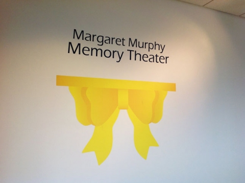 MARGARET MURPHY Memory Theater