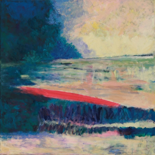 Margaret Matheson                                 Fine Art  Landscapes on Canvas acrylic on canvas