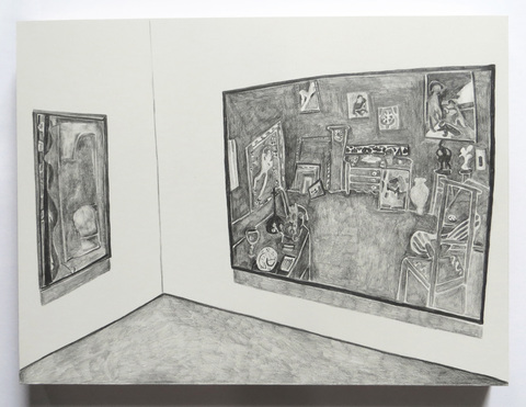 MARIA CALANDRA Museum and Collection Drawings