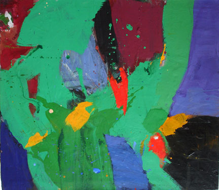Marianne Gagnier Paintings 2011-2012 acyrlic on canvas