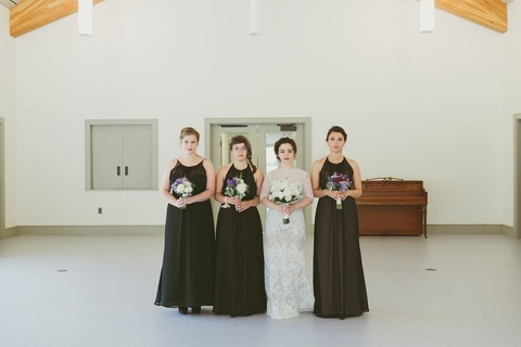 Makeup Bridal Party.
