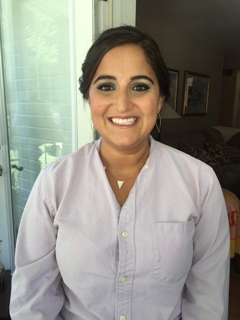 Makeup Bridesmaid.