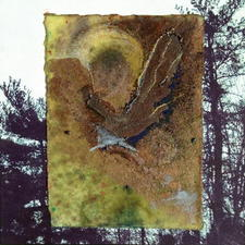 Mixed Media Oils, pencil, loose metal powder, nupastel, xerox on paper and panel board.