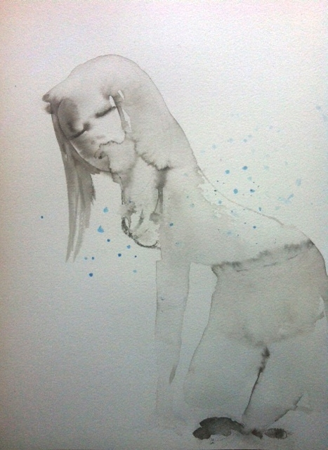 Figurative Works on Paper