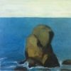 The Sea oil on linen