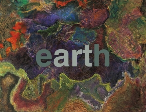 Marjorie Magidow Schalles Earth Art images Mixed Media