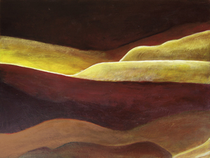 Marjorie Magidow Schalles Earth Art images Acrylic on Board