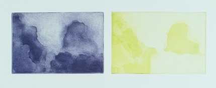 Marsha Goldberg Prints 2014-2015 aquatint and etching