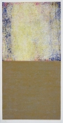 Marsha Goldberg Works on paper 2004-2005 woodblock monoprint with colored pencil, and graphite