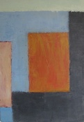 Marsha Goldberg Paintings 1994-2000 casein on panel