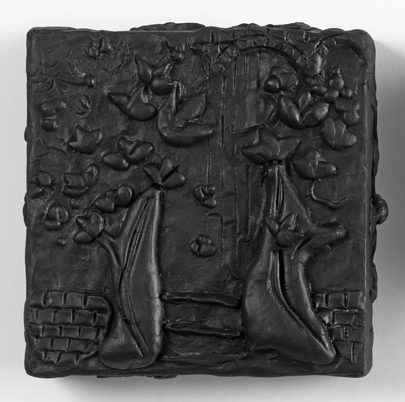 Low-Relief: Reliquaries, 2015  Reliquaries 5