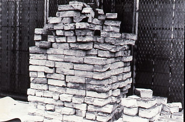 Martha Schlitt BRICKS AND PLASTER photograph