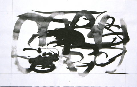 Works on Paper India Ink
