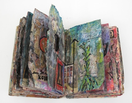 Marty Greenbaum 2010 mixed media