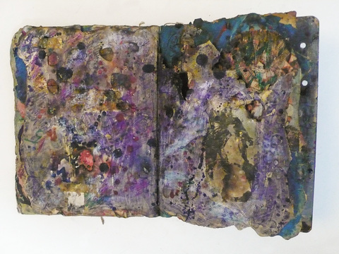 Marty Greenbaum 1960's mixed media