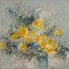 Flora Oil on canvas