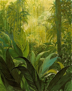 Mary Kelsey Tropics: Paintings Oil on Canvas