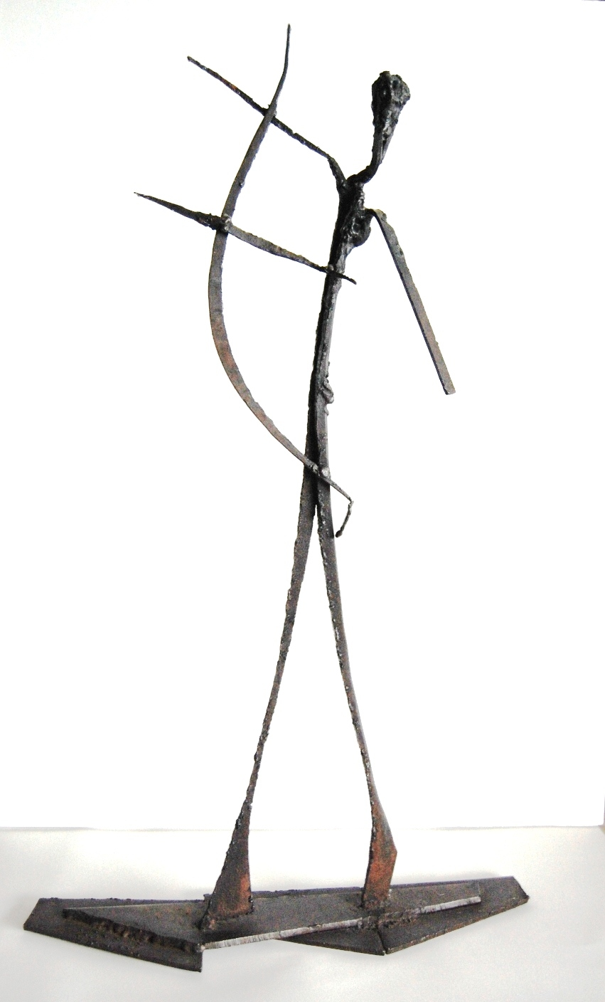 Sculpture The Archer