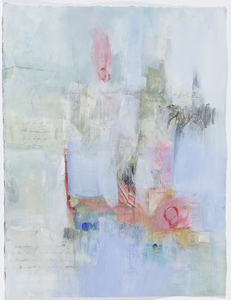 Mary Scurlock Drawings and Paintings 2016 Mixed Media on Paper