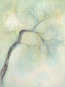 Mary Scurlock  Paintings 2009-2010 oil, graphite, wax on panel