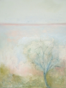 Mary Scurlock  Paintings 2009-2010 oil, graphite and wax on panel