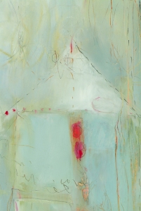 Mary Scurlock Paintings 2011-12 oil on panel