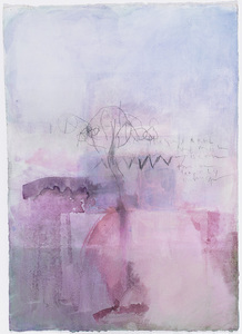 Mary Scurlock Drawings and Paintings 2013 Ink, Graphite and Pastel on Paper