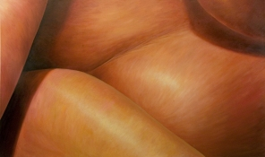 Matthew Lahm Flesh Compositions 2007-2009 oil on canvas