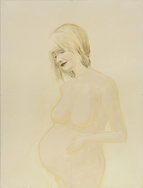 Paintings Pregnant