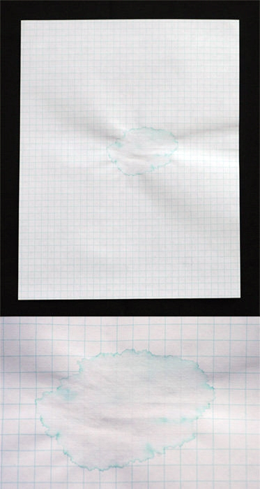 Matt Irie Collaborative Graph Paper and Water