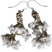 MAXWELL'S 9.13.34 Earrings 1 avail.