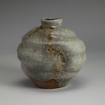 Vases, Bottles and Jars Stoneware, natural ash glaze