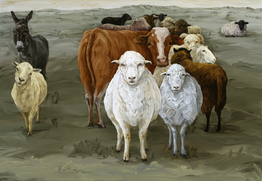 Oils Sheep