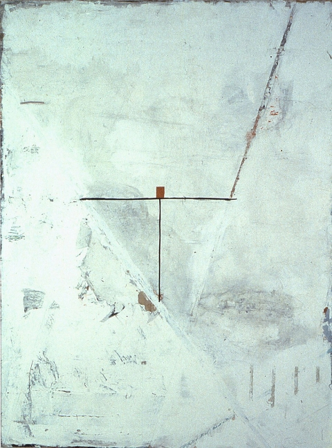 Paintings 1985 to 1999 Balancing Act
